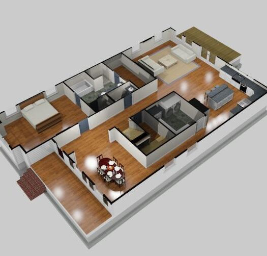 3d 1st floor; cropped